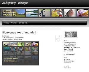 vu@granby - le blogue