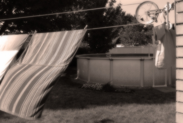 un air d'été tout léger