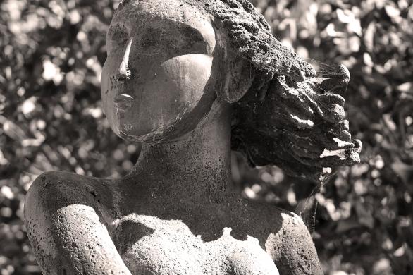 L'héroine d'Amérique | Robert Lorrain - peintre et sculpteur