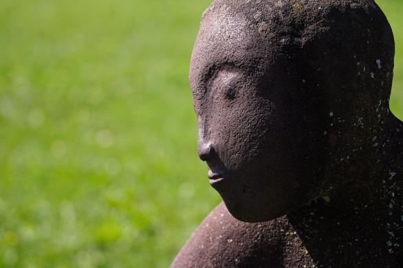 L'amie | Robert Lorrain - peintre et sculpteur