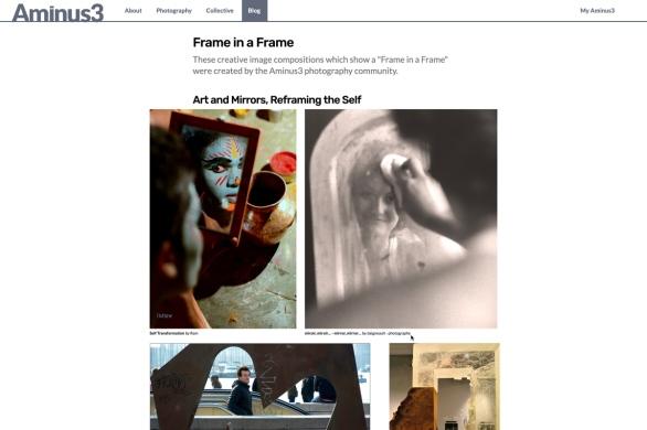 Am3 - Défi - Frame in a Frame