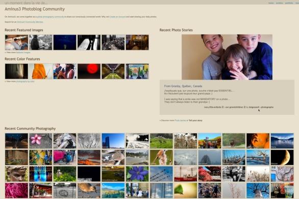 Aminus3 - La communauté de photographes